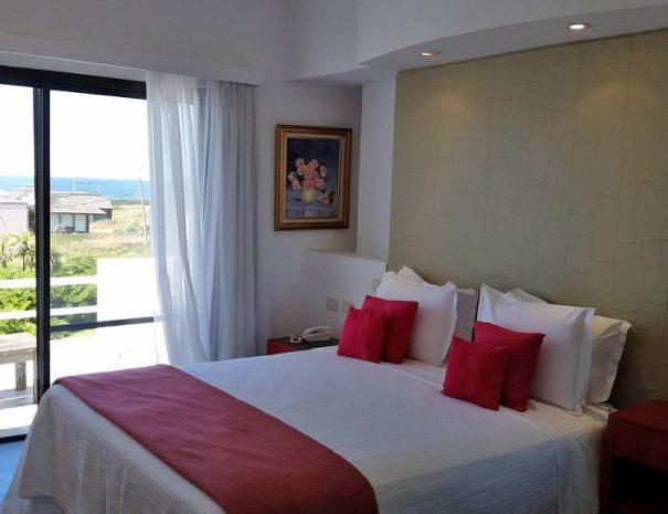 Ocean and Balcony Double - Habitación A